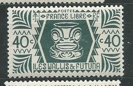 WALLIS ET FUTUNA N° 137 ** TB 2 - Unclassified