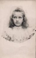Carte Photo - Portraits De Jeune Fille ... Lot De 2 Cartes A SAISIR - Portraits