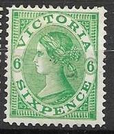 1905 Victoria Mh * 15 Euros - Ongebruikt