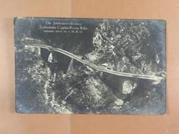 Serbie Die Shwestern Brucken Zechenbahn Cuprija-Rana Reka - Serbia