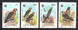Lesotho 663 à 666** - Lesotho (1966-...)
