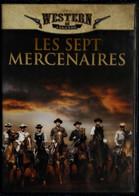 Les Sept Mercenaires - Yul Brynner - Steve McQueen - Charles Bronson . - Western/ Cowboy