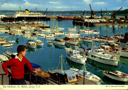 Royaume-Uni > Angleterre > Saint Helier Jersey > Le Port  / M 75 - Andere