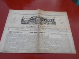L'Avenir  Journal De Bagnoles Et De Tessé La Madeleine Dpt 61  Mercredi 1er Aout  1923 - Zonder Classificatie