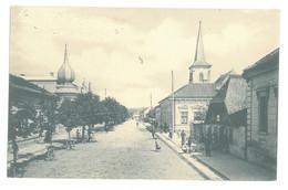 RO 75 - 18933 ALBA-IULIA, Market, Romania - Old Postcard - Unused - Rumänien