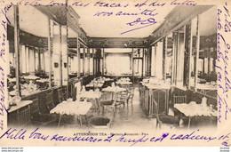 D64   PAU   AFTERNOON TEA - Maison Bouzom  ..... - Pau