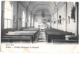Leuze Collège épiscopal La Chapelle D V D 13373 Non Circulée - Leuze-en-Hainaut