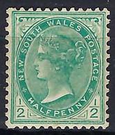 NOUVELLES GALLES DU SUD: Le Y&T 99 Neuf* - Mint Stamps