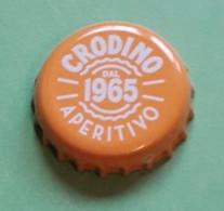 Capsule De Soda Source Crodino 1965 Aperitivo - République Italienne - Soda