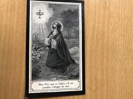 Seraphine Kinaert épouse Wauters Eugene *1849 Neerheylissem +1919 Huppaye Imp Jodoigne Ramillies Image Mortuaire - Décès