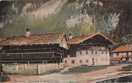 Germany Bavaria Bayern - Graswang Bei Oberammergau - Unused - By Hugo Lang & Co. - 2 Scans - Oberammergau
