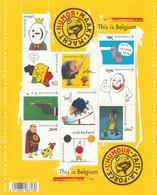 Bloc 189- 2011 N°4135 à 4144. This Is Belgium- L'humour Fait La Force - Blocks & Sheetlets 1962-....