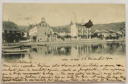 LUTRY - LE QUAI 1900 - VD Vaud