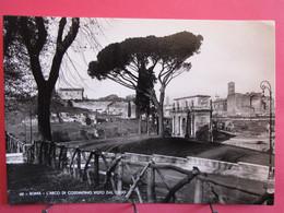 Visuel Pas Très Courant - Italie - Roma - L'Arco Di Costantino Visto Dal Celio - CPSM En Excellent état - R/verso - Autres Monuments, édifices