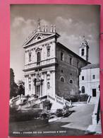 Visuel Très Peu Courant - Italie - Roma - Chiesa Dei S.S. Domenico E Sisto - CPSM En Excellent état - R/verso - Eglises