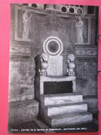 Visuel Pas Très Courant - Italie - Roma - Chiesa Di S. Maria In Cosmedin - Cattedra - CPSM En Excellent état - R/verso - Eglises