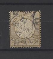 ALLEMAGNE EMPIRE.  YT  N° 6  Obl  1872 - Oblitérés