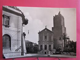 Visuel Pas Très Courant -  Italie - Roma - Chiesa Di S. Caterina E La Torre Delle Milizie - Excellent état - R/verso - Eglises