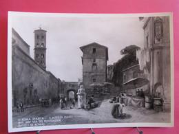 Italie - Roma Sparita - Via Dei Penitenzieri - E. Roesler Franz - Excellent état - R/verso - Autres