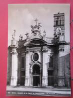 Visuel Pas Très Courant - Italie - Roma - Basilica Di S. Croce In Gerusalemme - La Facciata - Excellent état - R/verso - Eglises