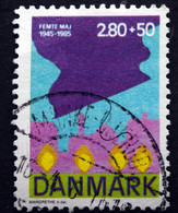 Denmark 1985  40 Years Of The Liberation / 40 Jahre Der Befreiung /40 Ans De La Libération  Minr.837 ( O) ( Lot L 2619 ) - Usado