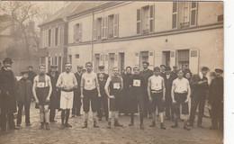 Carte Photo  COURSE A PIED   à Déterminer - Athletics