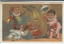 CHROMO CHOCOLAT DE LA C.ie FRANCAISE 1900 TOMBOLA - Sonstige