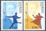 DENEMARKEN 2005 A Bournonville PF-MNH-NEUF - Nuevos