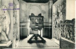 CPA - SAINT-GERMAIN-EN-LAYE  - LE MUSEE, UNE BALISTE (ETAT PARFAIT) - St. Germain En Laye