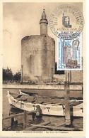 1566 -2e CENTENAIRE LIBERATION PRISONNIERES HUGENOTES TOUR CONSTANCE    AIGUES-MORTES, 1er Jour 31-8-68 (GARD) - 1960-69