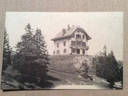 Ste Croix, Villa Des Roches - NE Neuchatel