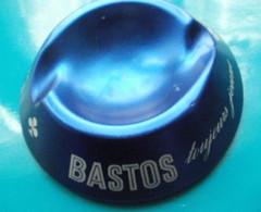Cendrier Publicitaire BASTOS En Aluminium - Metal