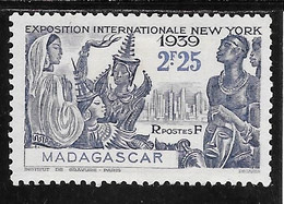 MADAGASCAR  N°208 * TB SANS DEFAUTS - Ungebraucht