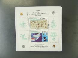 Zypern Blöcke - Block 24 A 500 Stück Originalverpackt Michelwert Michel 2018 3.500 €  (3892) - Nuovi