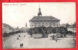CZECH REPUBLIC   SUSICE NA SUMAVE   NAMESTI   Pu 1909 - Czech Republic