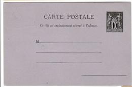 PMo - FRANCE 89 CP3 - Standaardpostkaarten En TSC (Voor 1995)
