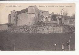 Carte France 46 - Environs De Cahors - Le Château D'Arcambal  - Achat Immédiat - Cahors