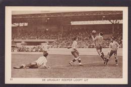 CPA Football Olympische Spelen 1928 Amsterdam Voir Dos Uruguay - Fussball