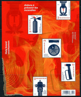 BE   BL248   XX   2017   ---   Prévention Incendie : Sauvé Des Flammes - Bloques 1962-....