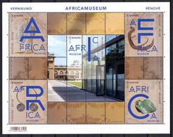 BE   BL264  XX   2018   ---   AfricaMuseum - Bloques 1962-....