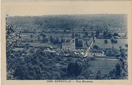 27  Appeville Annebault   Vue Generale - Sonstige Gemeinden