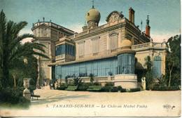 CPA - TAMARIS-SUR-MER - CHATEAU MICHEL PACHA - Tamaris