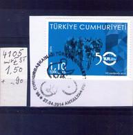 Türkey Michel N° 4105 Mit EST - Usados