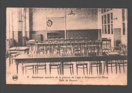 La Gleize - Sanatorium Populaire De La Province De Liège à Borgoumont-La Gleize - Salle De Réunion - Stoumont