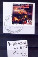 Türkey Michel N° 4308 ESST - Usados