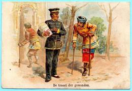 Chromo Kemmerich. Militaria. Guerre Du Tonkin (2). Flamand - Sonstige