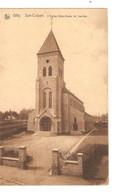 REF2876/ CP-PC Gilly Sart-Culpart L'Eglise Notre Dame De Lourdes - Charleroi