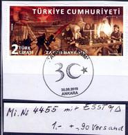 Türkey Michel N° 4455 ESST - Usados