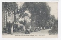 L'AIGUILLE 87 CAFÉ-RESTAURANT PLAISANCE - Altri Comuni