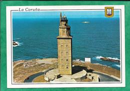 La Coruna (Galicia) Torre De Hercules 2scans 17-08-1998 (Nov Ntayocho) - La Coruña